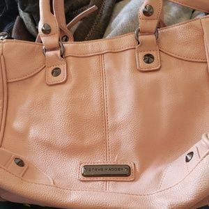 Steve Madden pink purse
